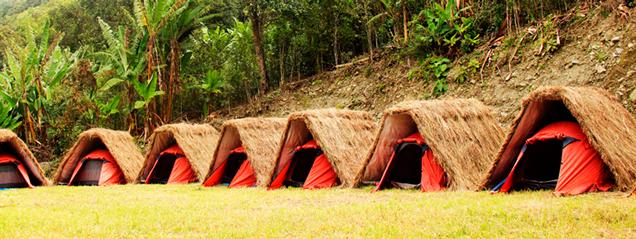 Andean Huts Chaullay