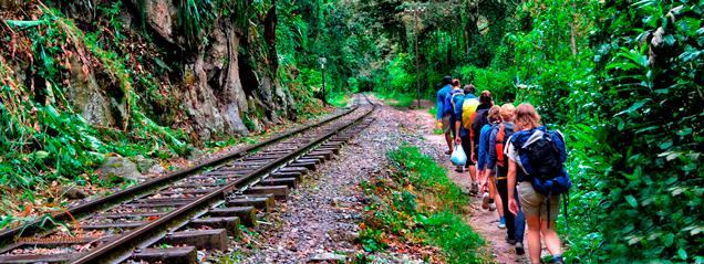 Trekking Chaullay Hidroeléctrica