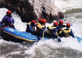 Canotaje en el Rio Apurimac 3 dias