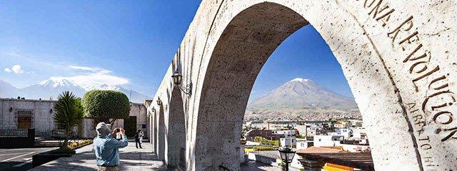 Ciudad Blanca de Arequipa