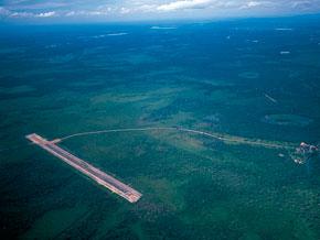 Aerodromo Tocache