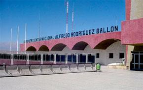 Aeropuerto Internacional Manuel Prado Ugarteche