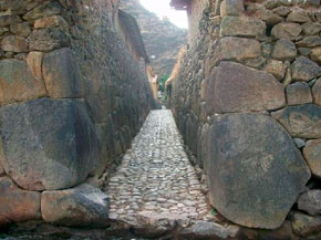 Calle de Ollantaytambo