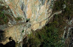 DCamino Inca - Capac Ñan