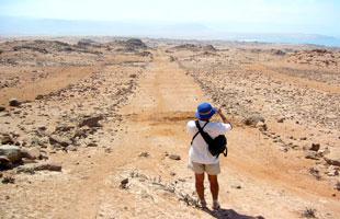 Camino Inca en la costa - Capac Ñan
