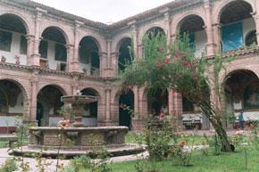 Claustro de Santa Catalina
