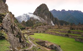 El Huayna Picchu