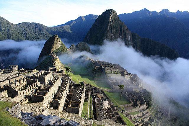 Machu Picchu - Maravilla mundial