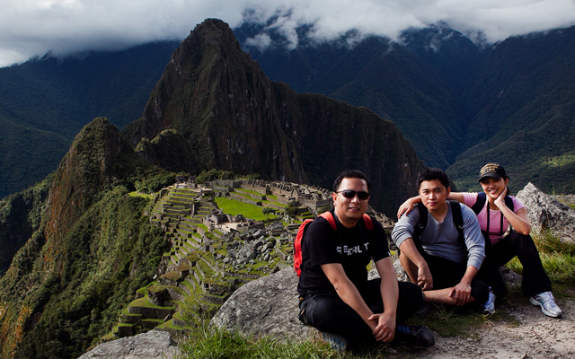Aguas Calientes Machu Picchu pueblo Cusco