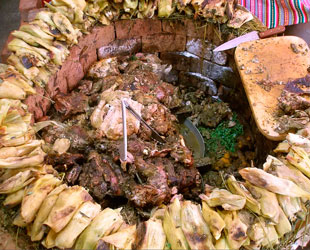 Pachamanca de Huánuco