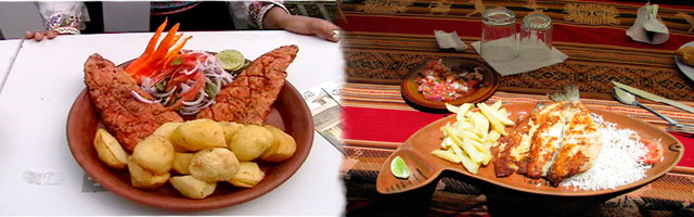 Trucha Frita
