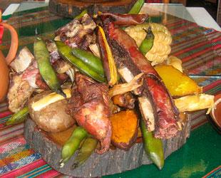 Pachamanca Huanuqueña