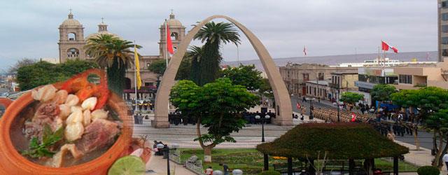 Plaza de armas de Tacna