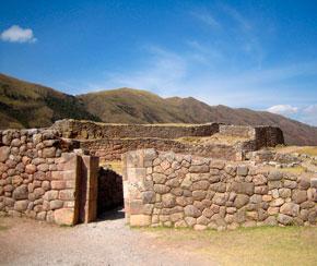 Muro inca-Puca Pucara