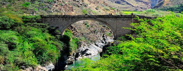 Puente Pachachaca - Abancay