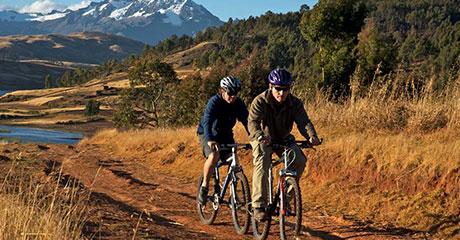 Excursión en Bicicleta por el Valle Sagrado de los Incas