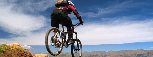 Biking Yuncaypata