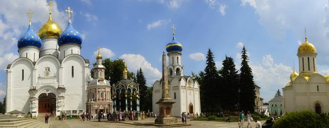 Monasterio de la Trinidad y San Sergio