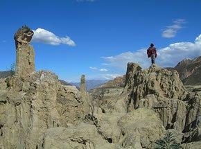 Ruinas de Bolivia