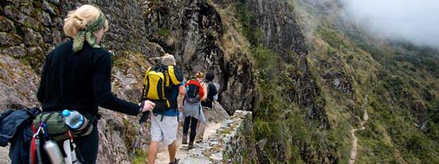 Camino Inca dia 1