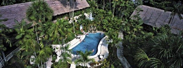 Hotel en la Selva Amazonica