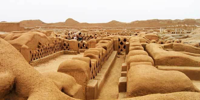 Complejo Arqueologico de Chan Chan