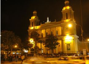 Plaza de Armas - Chiclayo
