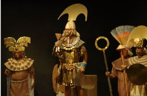 Señor de Sipan - Tucume - Chiclayo
