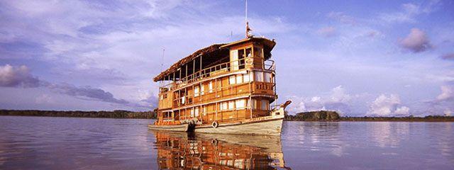 Crucero Delfin en la Amazonia Peruana