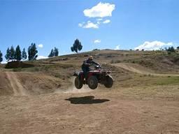 Cuatrimoto en Valle de Tticapata - Cusco