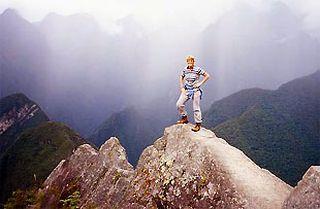 Punto mas alto en el Camino Inca a Machupicchu