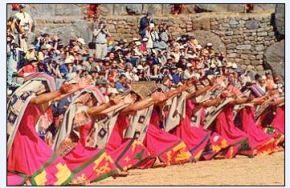 Inti Raymi cerimônia