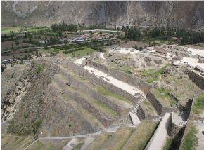 Ollantaytambo - Valle Sagrado