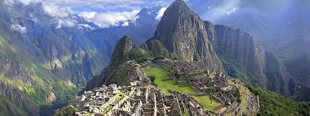 Ciudad Perdida de los Incas