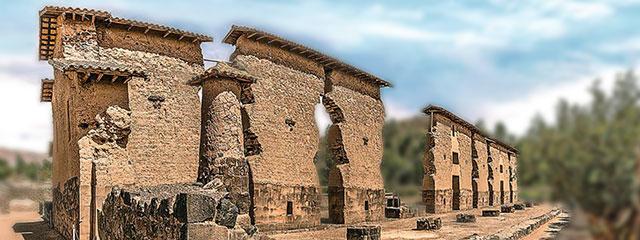 Viagem Turística de Cusco a Puno Visitando Raqchi