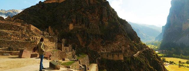 Complejo Arqueologico de Ollantaytambo