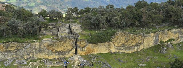 Complejo Arqueologico de Kuelap