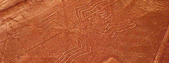 Sobre o Vôo das Lineas de Nazca