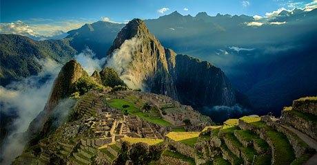 Machu Picchu Entrada del Sol