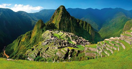 Vista Panoramica a Machu Picchu