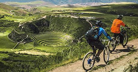 Tour en Bicicleta Maras Moray