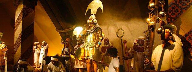 Museo Tumbas Señor de Sipan