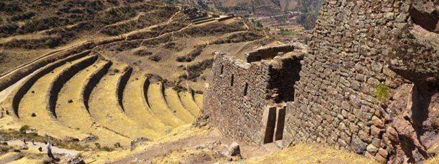 Complejo Arqueologico Pisaq