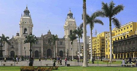 Plaza Lima