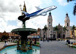 Servicio Cusco - Lima