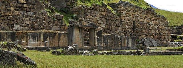 Templo de Chavin de Huantar
