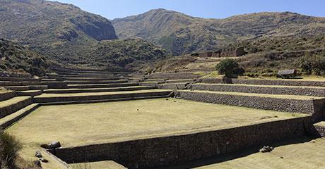 Centro Arqueologico de Tipon - Cusco