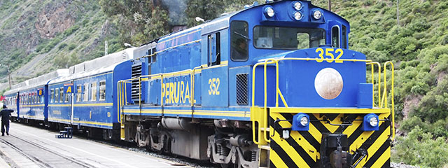 Tren Local a Machu Picchu