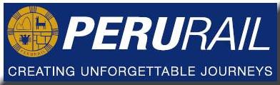 Logo de Perú Rail