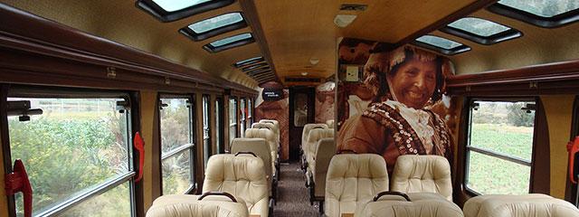 Tren Turista a Machu Picchu